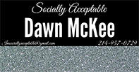 Socially Acceptable - Dawn McKee
