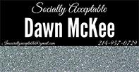 Socially Acceptable - Dawn McKee