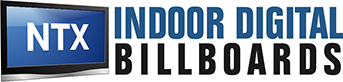 NTX Indoor Digital Billboards Logo