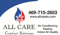 All Care Comfort Solutions